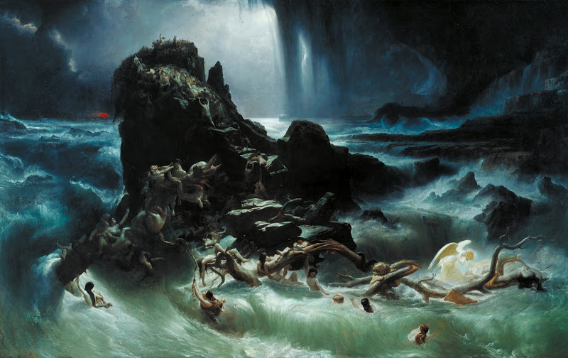 The Deluge_Danby, Francis
