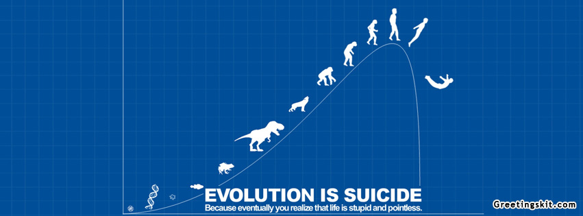 evolution-is-suicide-facebook-cover1