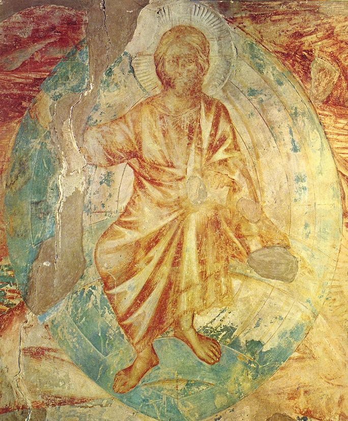 Apocalyptical Christ_CIMABUE