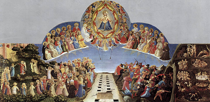 Last Judgment_ANGELICO, Fra