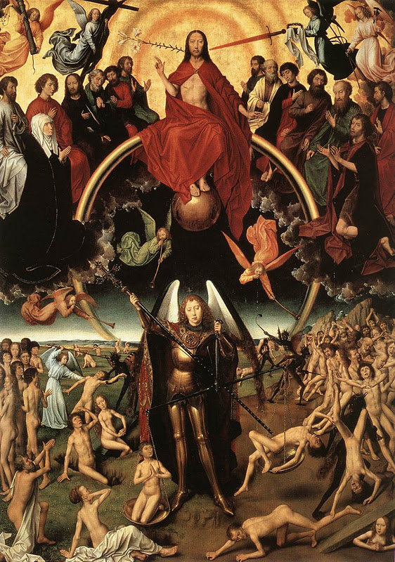 Last Judgment_MEMLING, Hans