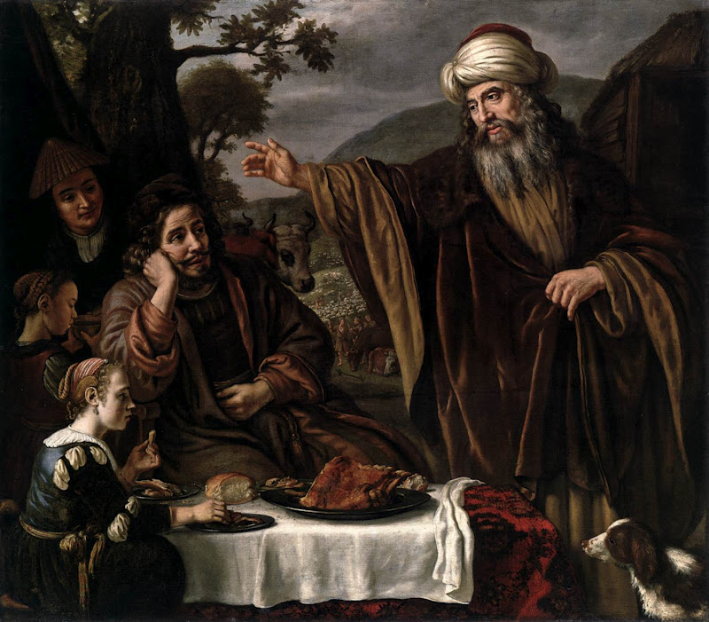 Abraham_Parting Company with the Family of Lot_VICTORS, Jan