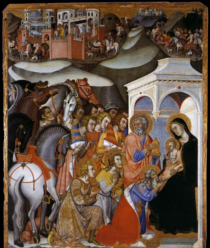 Adoration of the Magi_BARTOLO DI FREDI