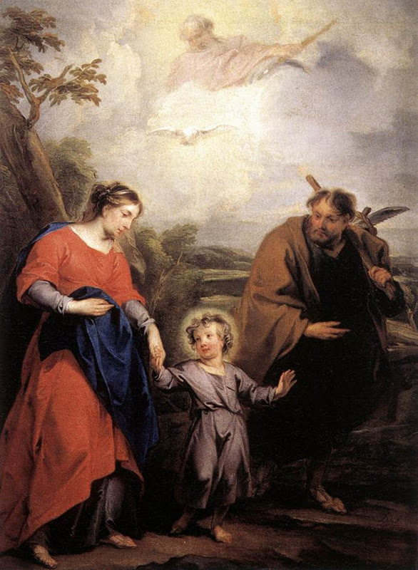 Holy Family_with Trinity_WIT, Jacob de