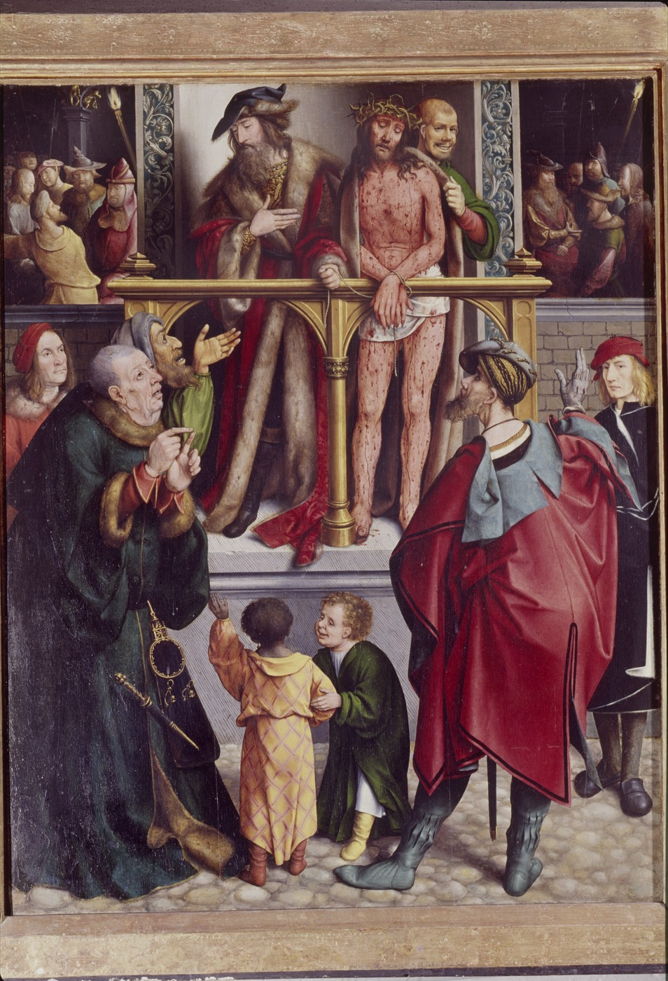 Jan Joest von Kalkar_Ecce HOmo_Kalkar (Cleves), Catholic Parish of St. Nicholas_1508