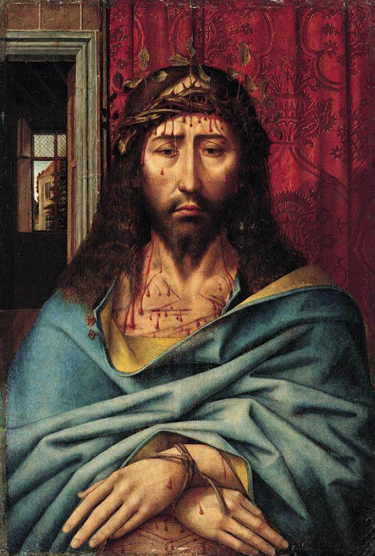 Man of Sorrows_Christ as the_COTER, Colijn de