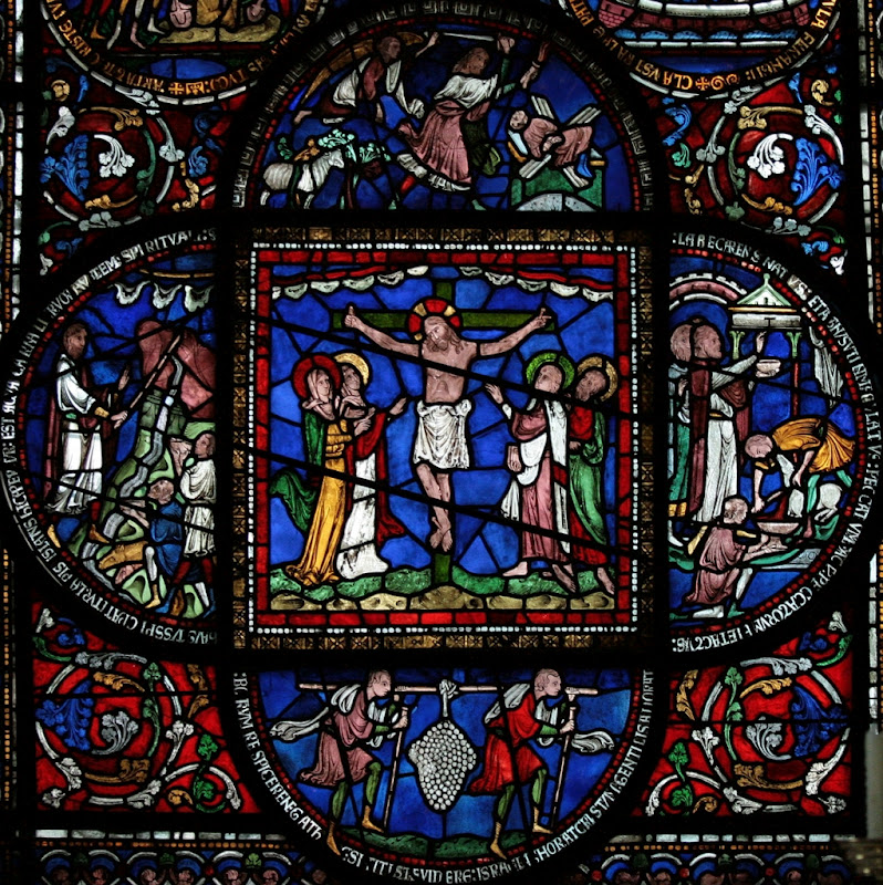 Crucifixion_stained glass2