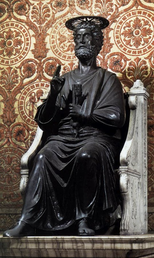 Peter_St Peter's_ARNOLFO DI CAMBIO
