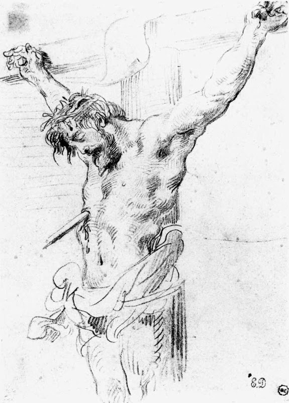 Crucifixion_Christ_on_the_Cross_DELACROIX_Eug_ne