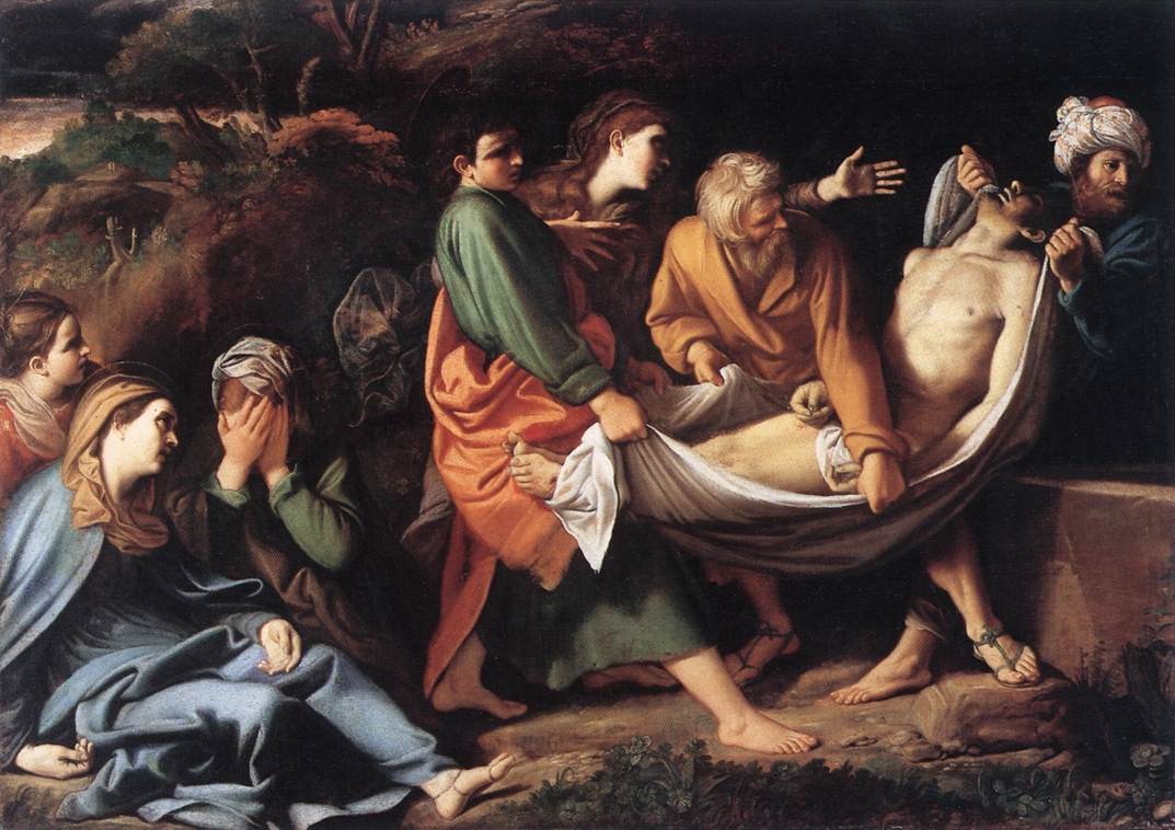 Entombment of Christ_BADALOCCHIO, Sisto
