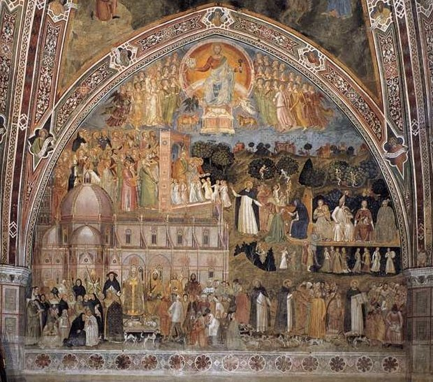 triumph of the Church_ANDREA DA FIRENZE