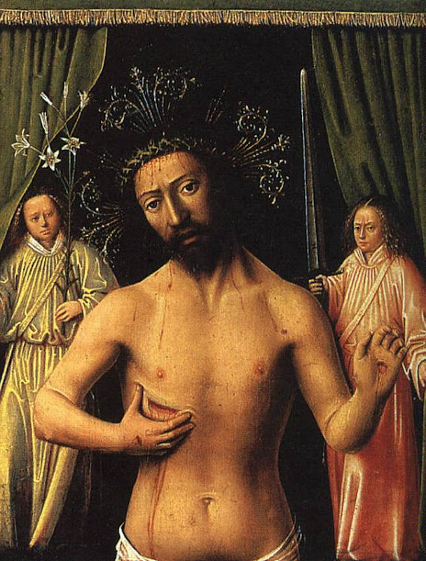 Man of Sorrows_CHRISTUS, Petrus