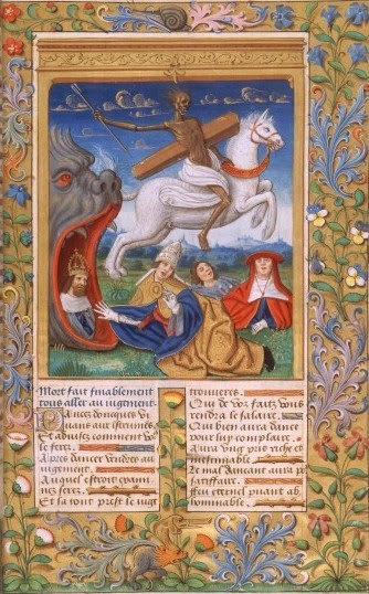 Triumph of Death_Danse macabre_France_paris_1500-10_BNF_Francais 995_23
