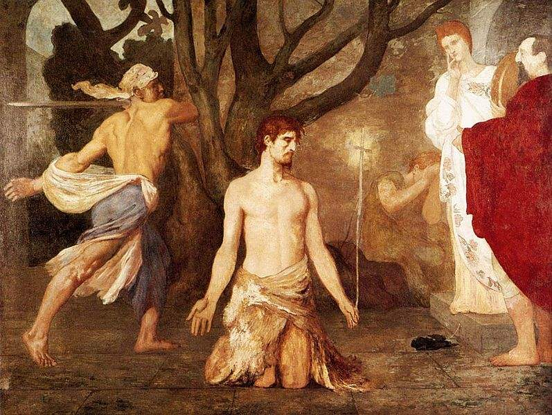797px-Puvis_de_Chavannes_Pierre-Cécile_-_The_Beheading_of_St_John_the_Baptist_-_c._1869