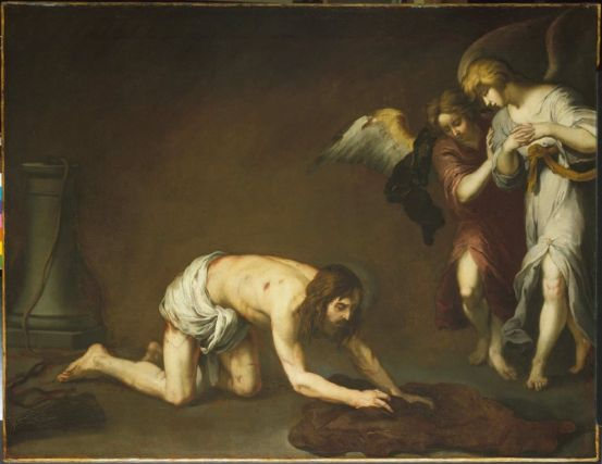 Murillo_Christ after Flagellation_post 1665_MFA Boston