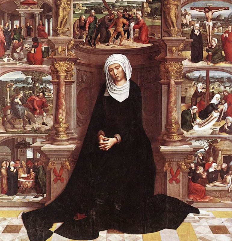 Our Lady of the Seven Sorrows_ISENBRANT, Adriaen