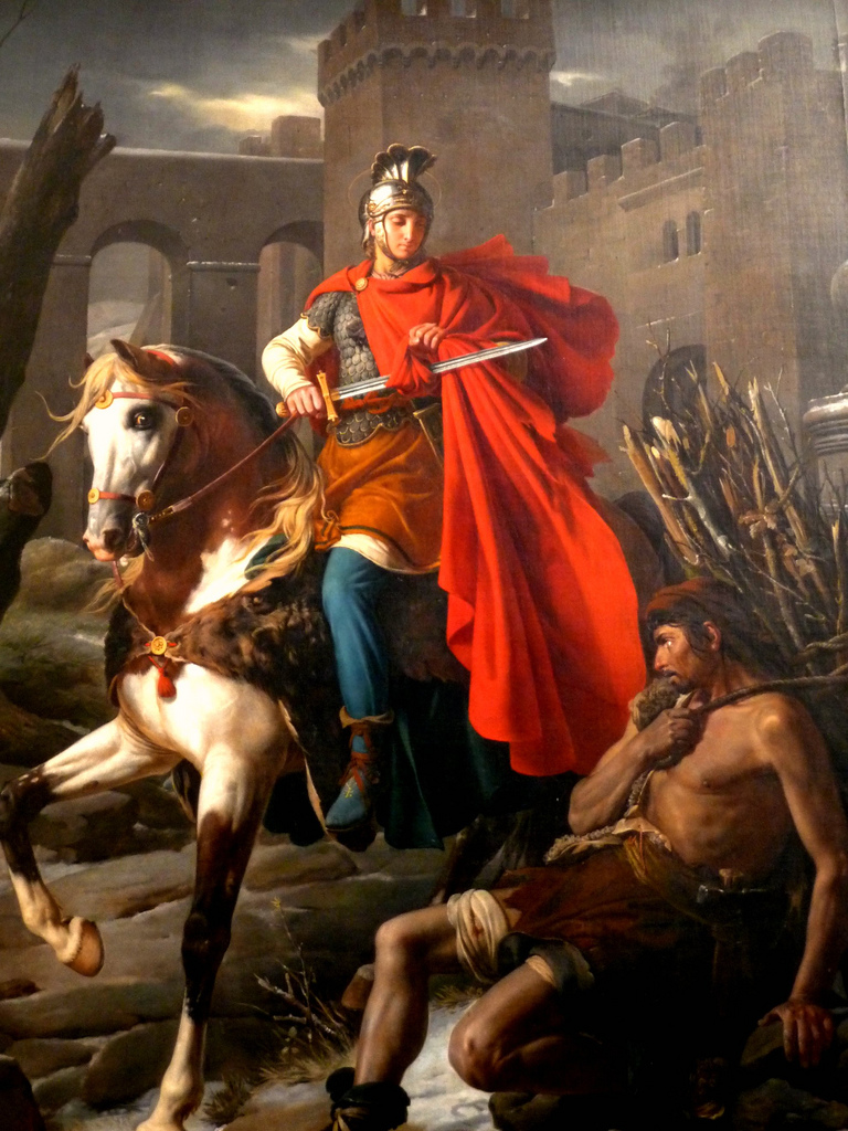 St. Martin of Tours (d. 397)