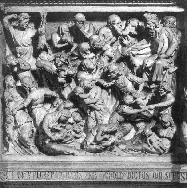 Massacre of the Holy Innocents_PISANO, Giovanni