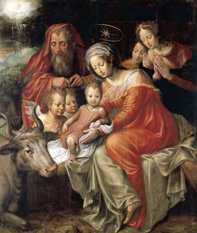 Nativity_BACKER, Jacob de 2