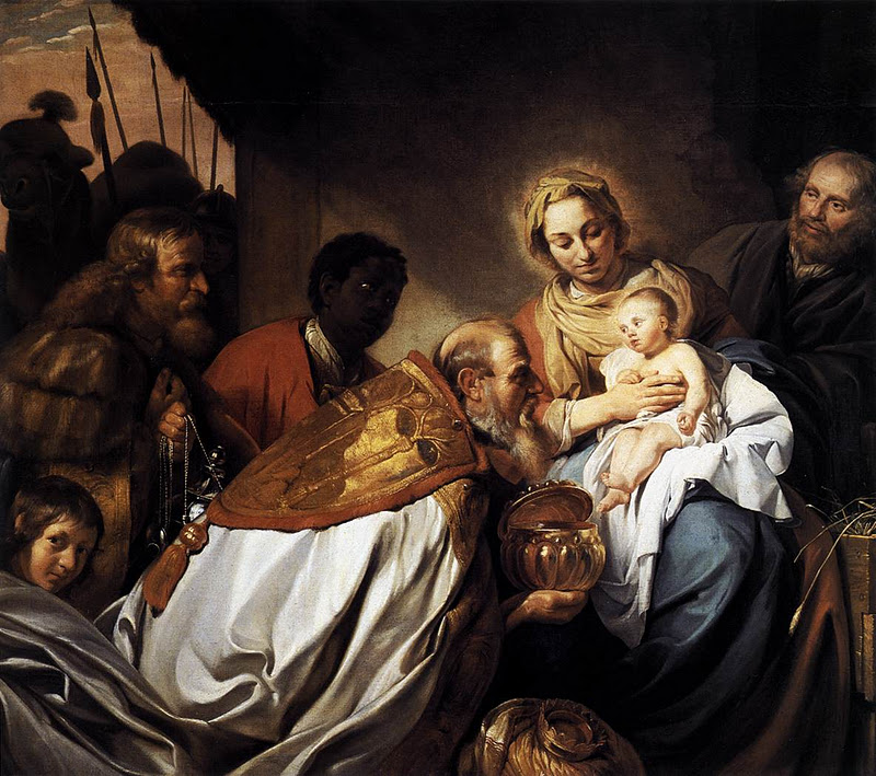Adoration of the Magi_BRAY, Jan de