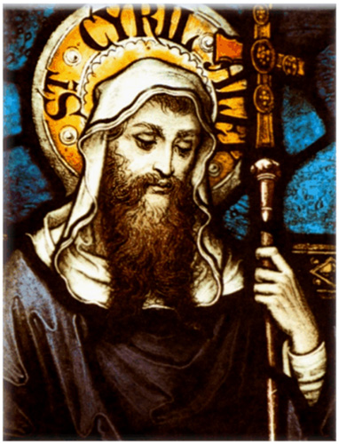 St. Cyril of Alexandria 01