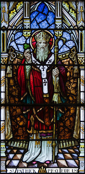 294px-Goleen_Church_of_Our_Lady_Star_of_the_Sea_and_St._Patrick_North_Wall_Fourth_Window_Saint_Patrick_Detail_2009_09_10