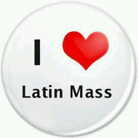 i love latin mass