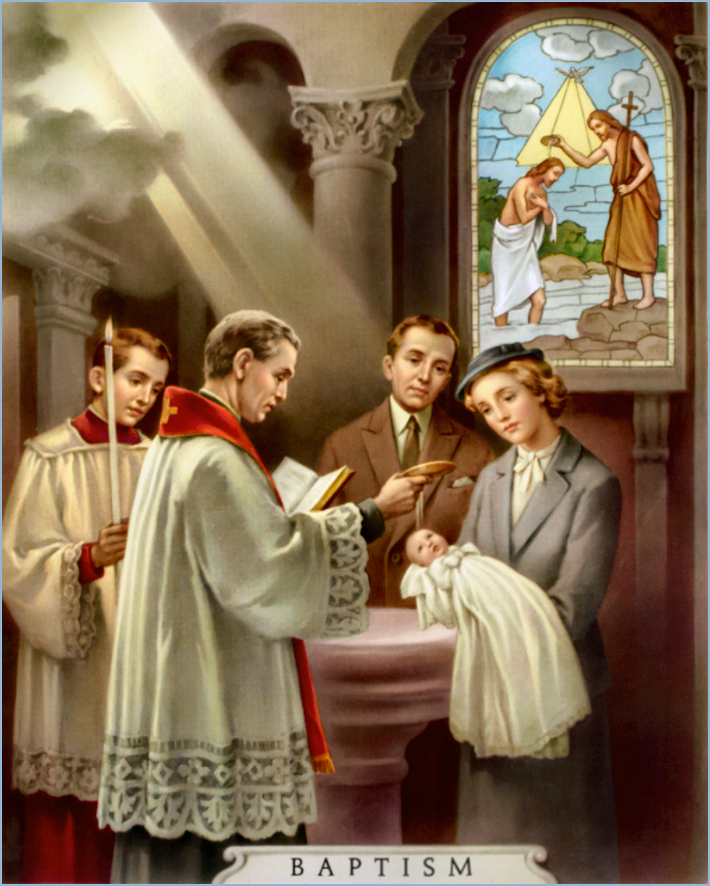 Pictures of catholic sacraments Sacraments - Holy Name of Mary