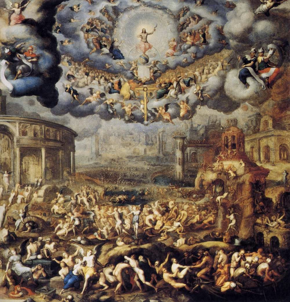 Jean Cousin Ygr_Last Judgment_1585_Louvre