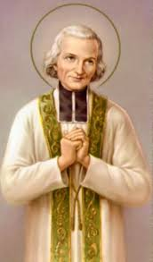St. John Marie Vianney August 9th