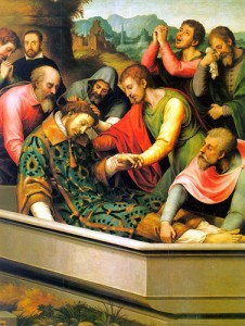 St. Stephen Burial