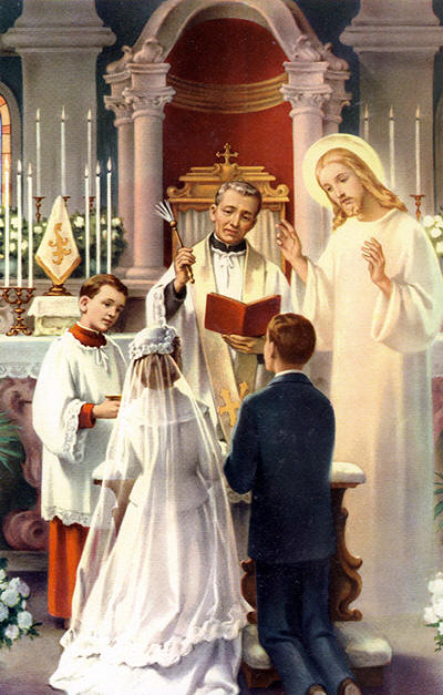 Catholic Wedding Traditions.How To Have A True Traditional Catholic Marriage