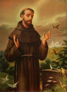 a brief biography of saint francis of assissi St francis of assisi a story of faith in which francis of assisi resists god's call to care for the poor francis of assisi joyously loved god and brought charity to the late in his life, francis sails across the mediterranean to egypt and to convince the most powerful muslim sultan.