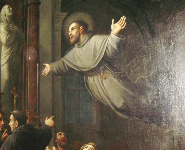 St. Joseph of Cupertino