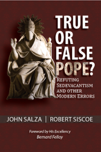 True Or False Pope Cover Of The Book